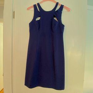 Navy Blue Dress for a wedding!